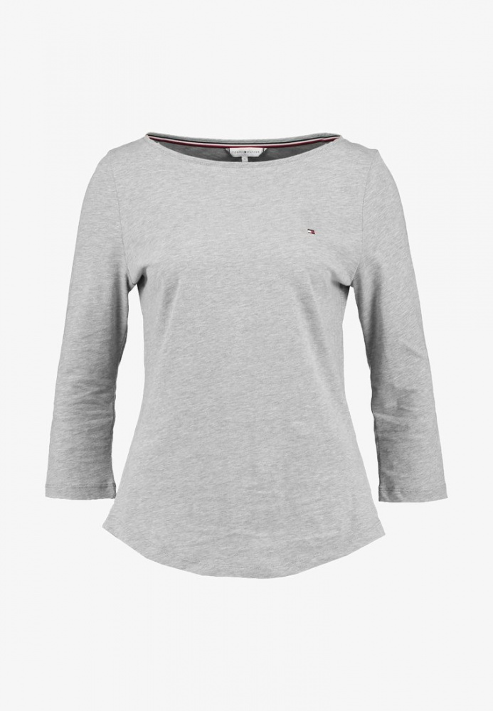 a3784614 Tommy Hilfiger Lucy Boat Top Light Grey - Torgstua Mote AS