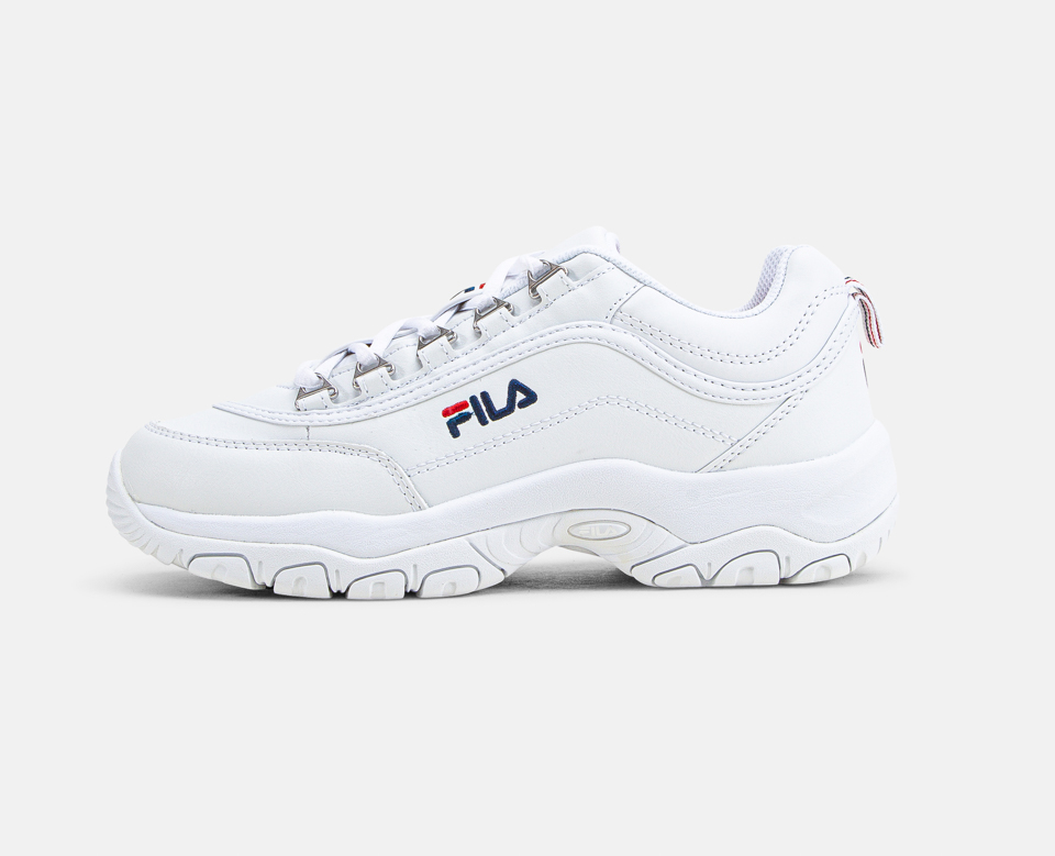 Fila Strada Low White Torgstua Mote AS