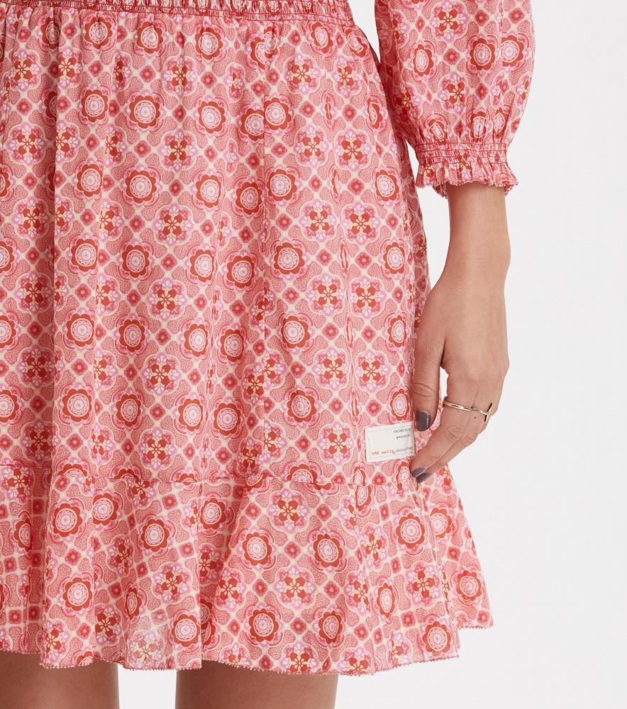 9dfbf0a2c18d Odd Molly Stayin Free Dress Blush Pink - Torgstua Mote AS